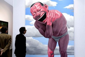 Art Paris Art Fair 2014 les artistes chinois invités