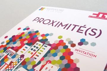 Proximité(s) exposition à la cité du Patrimoine et de l'architecture à Paris