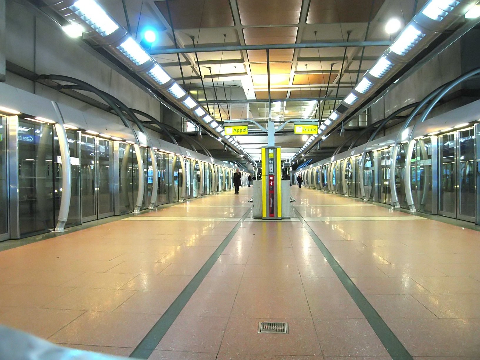 Rencontre metro ligne 14
