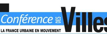 14ème édition de la Conférence des Villes, organisée par l'Association des Maires de Grandes Villes de France