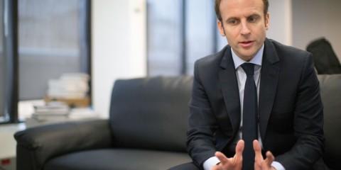 Grand Entretien, Grand Paris Développement, Emmanuel Macron
