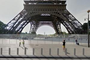 Le retour des touristes étrangers dans paris,  le projet du mur en verre pare-balles autour de la tour Eiffel, Grand Paris Dévellopement