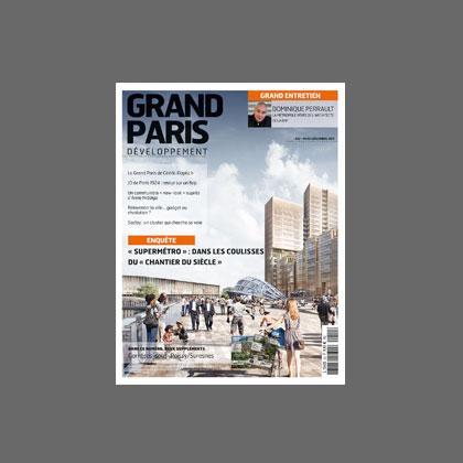 GPD21-« SUPERMÉTRO » : DANS LES COULISSES DU « CHANTIER DU SIÈCLE »