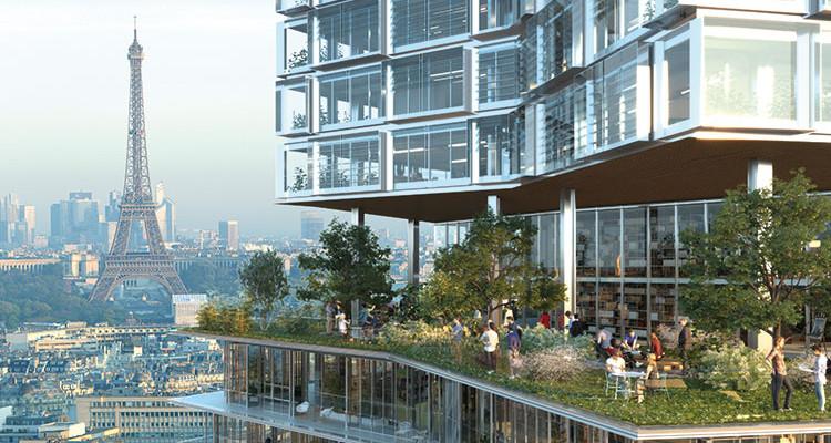 Grand lifting pour la tour Montparnasse… et ses abords, grand paris développement
