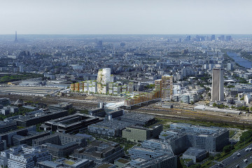 Lumieres-Pleyel - Grand Paris Développement