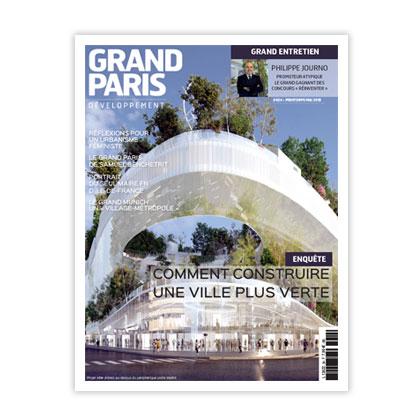 Grand Paris Développement N°24»