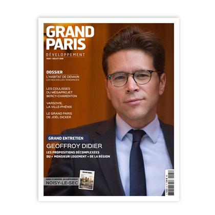Grand Paris Développement N°25»