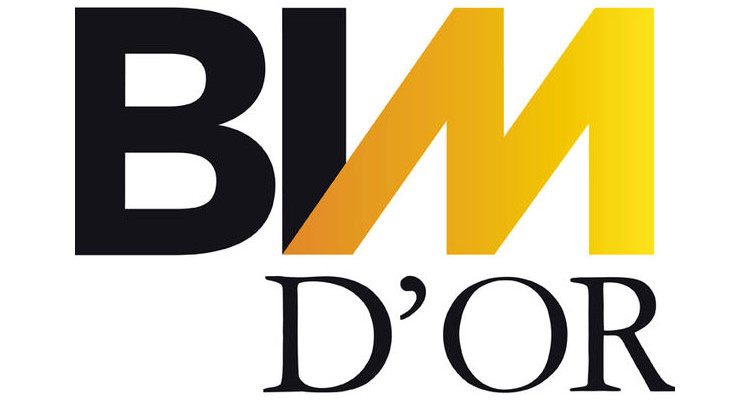 La 5e édition du BIM d'or 2018, au Pavillon Dauphine (16e)