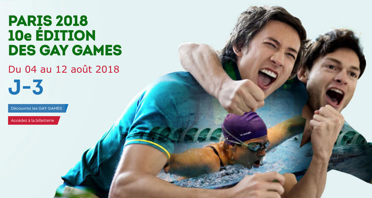 La 10e édition des Gay Games
