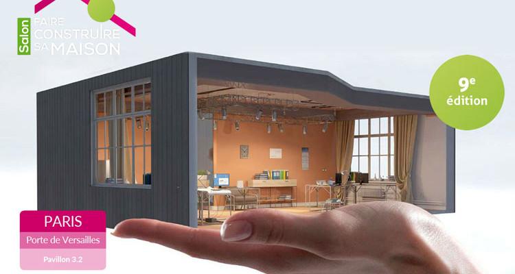 Le salon Faire construire sa maison, à Pa-ris Expo Porte de Versailles