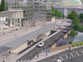 Future gare de Pont de Sèvres