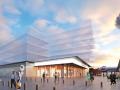Future gare de Vert-de-Maison