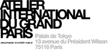 Logo de l'Atelier International du Grand Paris