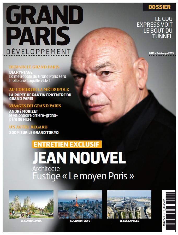 Jean  NOUVEL  architecte .