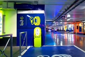 VINCI Park et la ville de Charenton-le-Pont lancent le paiement du stationnement en voirie par mobile
