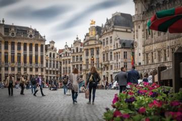 Bruxelles, La-Grand-Place