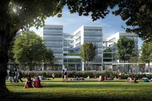 Le campus Condorcet