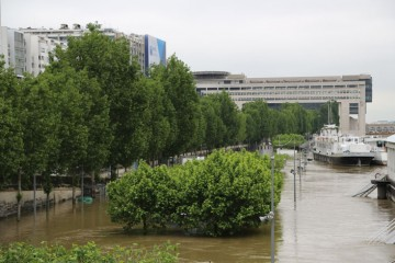 Crue à Bercy