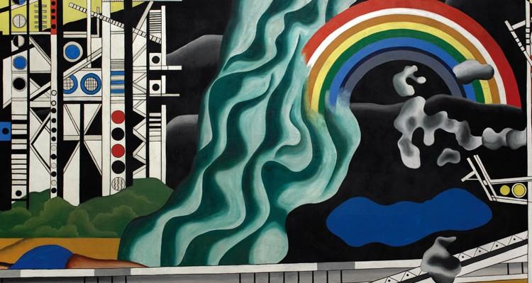 Quand Fernand Léger rêvait Paris en couleurs, grand paris développement