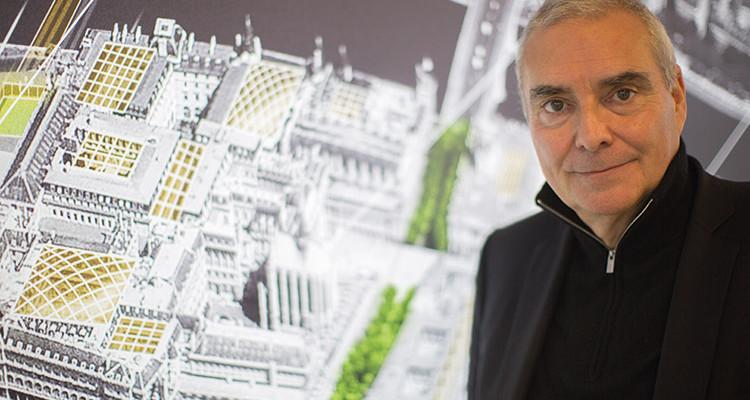 Grand entretien, grand paris express, Dominique Perrault, grand paris développement