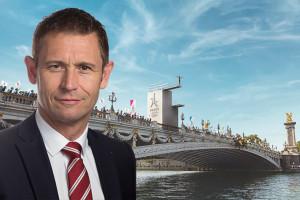 interview, Stephane Baudet, grand paris développement, JO 2024