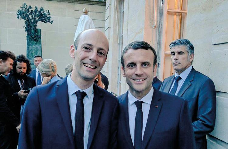 Guerini-Macron