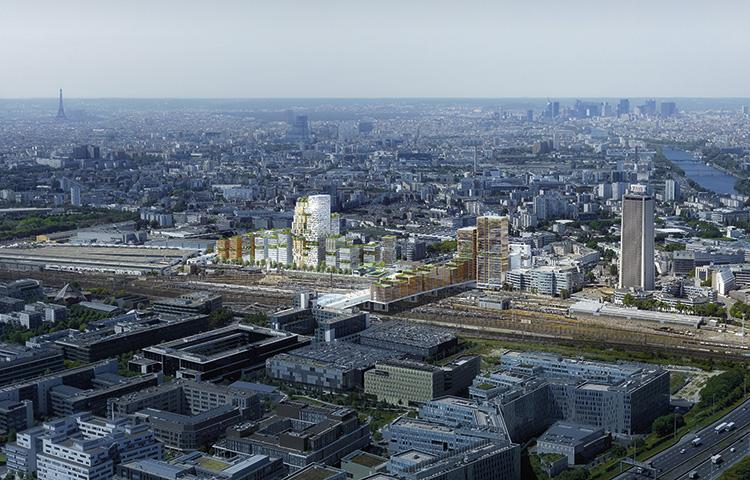 Lumieres-Pleyel - Grand Paris Développement