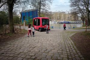 Navettes-autonomes-Transdev-grand paris développement