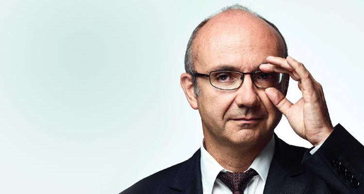 Portrait, Thierry Dallard