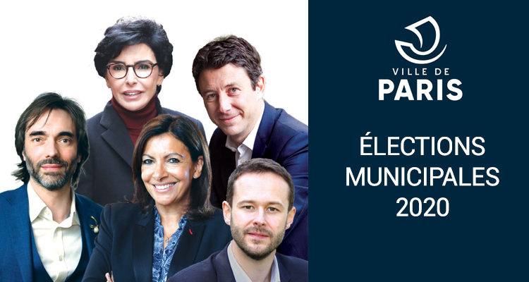 élection municipale - paris 2020 - grand-paris-developpement